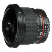 Samyang 8mm Fisheye F2,8 CSII Nikon