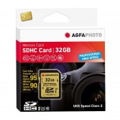 Agfa SDHC 32 GB Professional High Speed kort