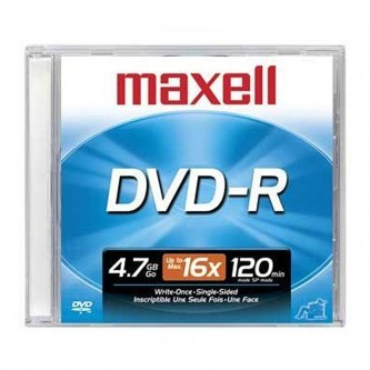 Maxell DVD-R 43,7 GB 16x