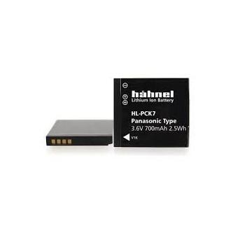 Hähnel HL-PCK7 batteri Panasonic FS35