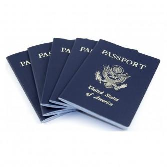 USA, Canada Passport