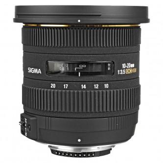 Sigma AF 10-20mm f/3,5 DC EX HSM Nikon