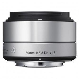 Sigma AF 30 mm f/2,8 DN Art Silver