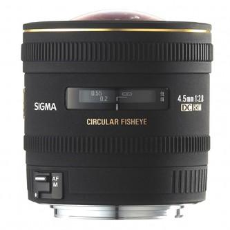 Sigma AF 8 mm f/3,5 DG Fisheye