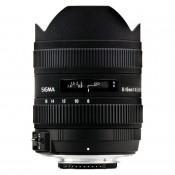 Sigma AF 8-16 f4,5-5,6 DC Canon