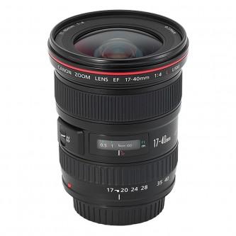 Canon EF 17-40mm 4,0 L USM