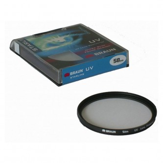 Braun Starline UV filter 72 mm