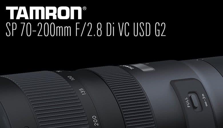 Tamron SP 70-200mm